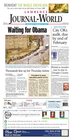 2b80f8d6e4d6 Lawrence Journal-World 01-21-2016 by Lawrence Journal-World - issuu