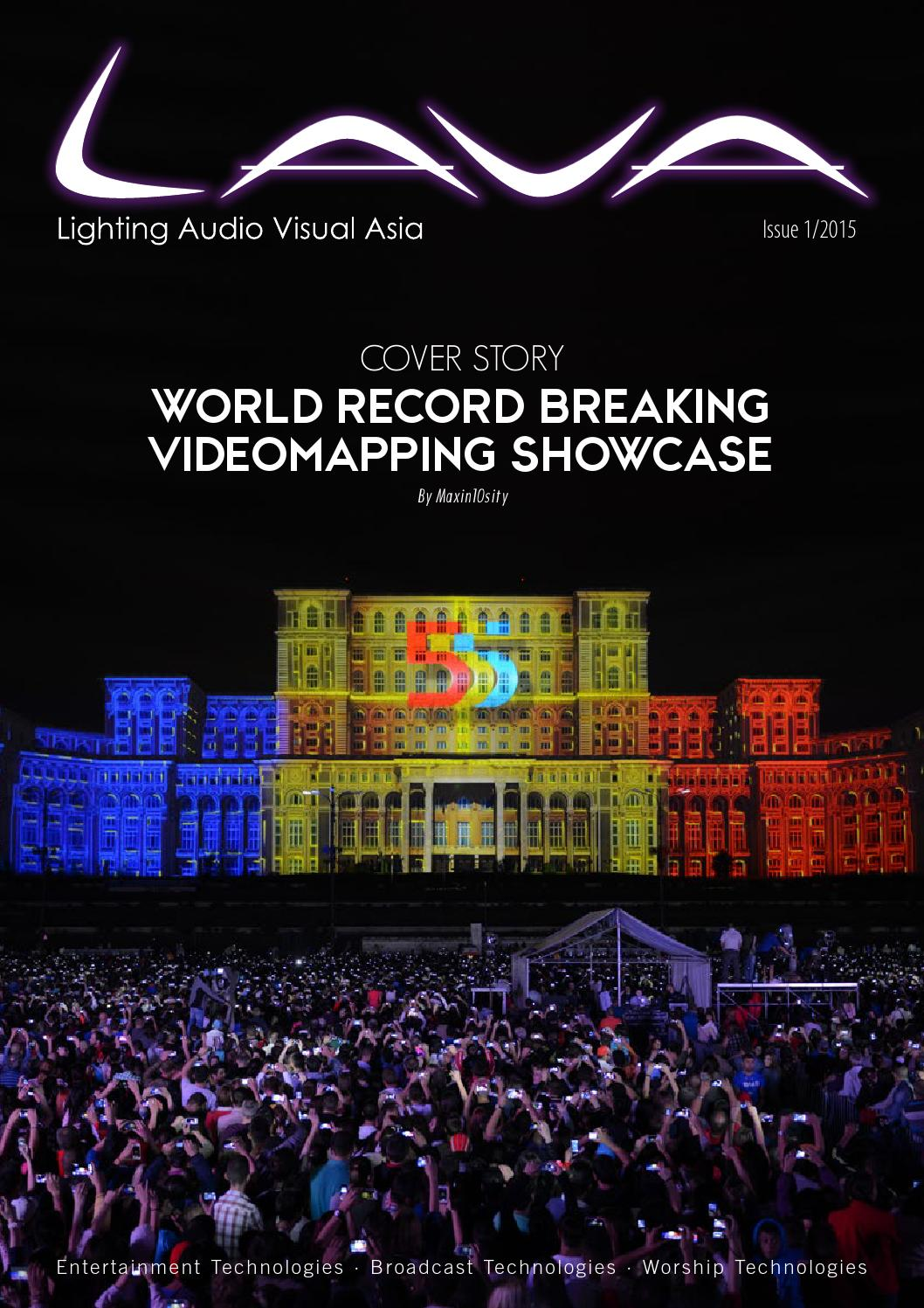 Lava Vol 1 2015 By Lighting Audio Visual Asia Issuu Of Kes 400a Laser Diode Project Failure Cod