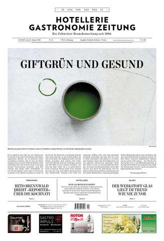 HG-Zeitung 2/2015 by Hotellerie_Gastronomie_Verlag - issuu