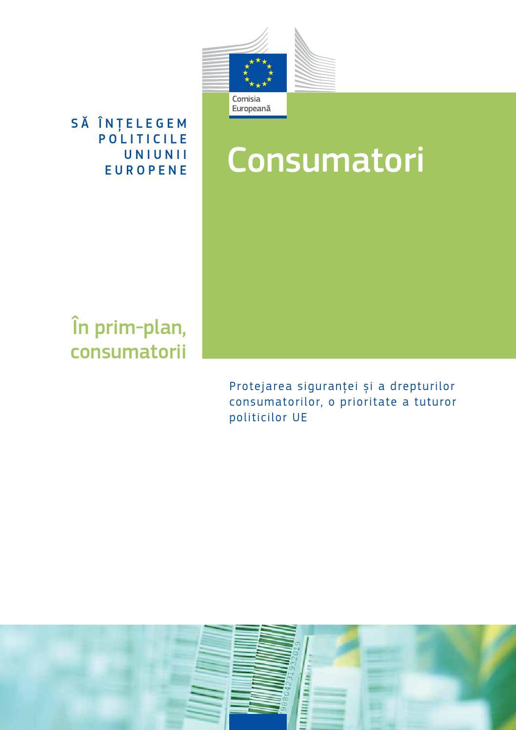 Ombudsmanul European - InfoCons