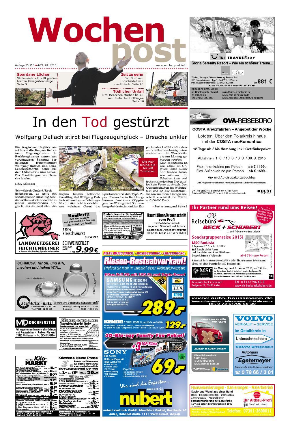 Die Wochenpost   KW 4 By Wolfram Daur   Issuu