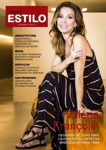 cb0ef270a64 Revista Mais Estilo - 7ª Edição by Revista Mais Estilo - issuu