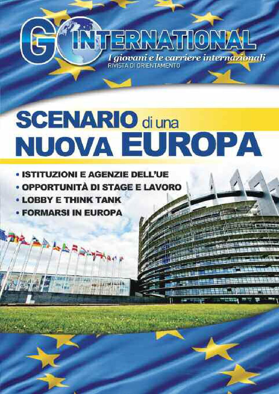 Gointernational Europa Carriere Internazionali By Rome