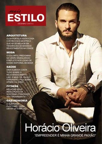 aba344b6af35b Revista Mais Estilo - 11ª Edição by Revista Mais Estilo - issuu