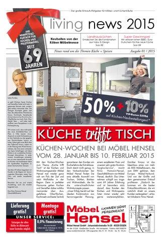 Hauszeitung Januar 2015 By Mobel Hensel Issuu