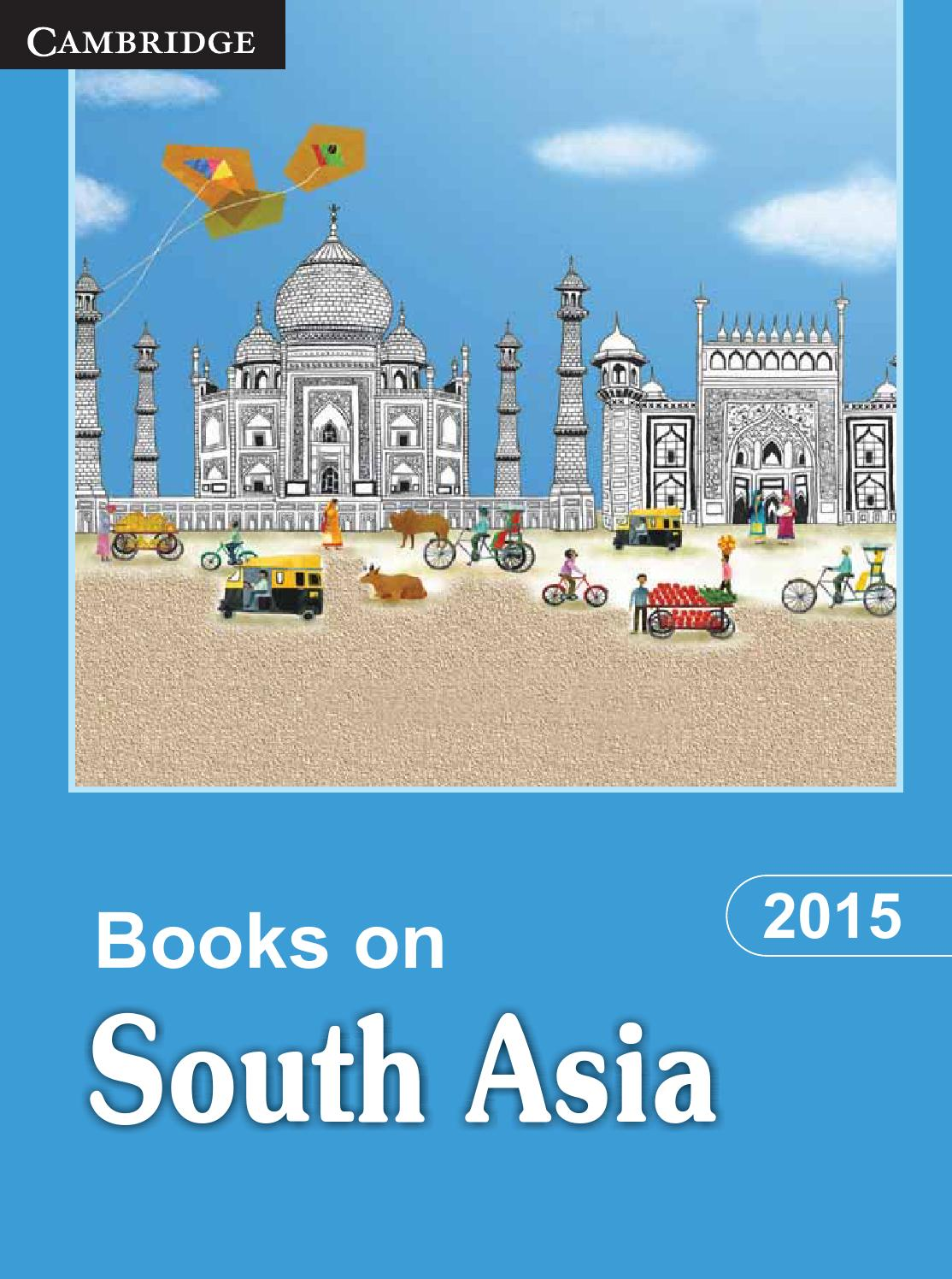 South Asia 2015 by Cambridge India - issuu