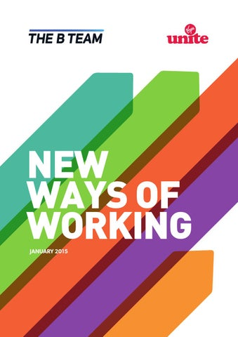 New Ways of Working by The B Team - issuu