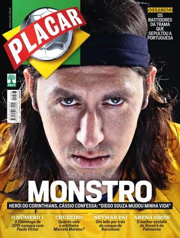 a1b8260a5c Revista Placar – Editora Abril by Revista Placar - issuu
