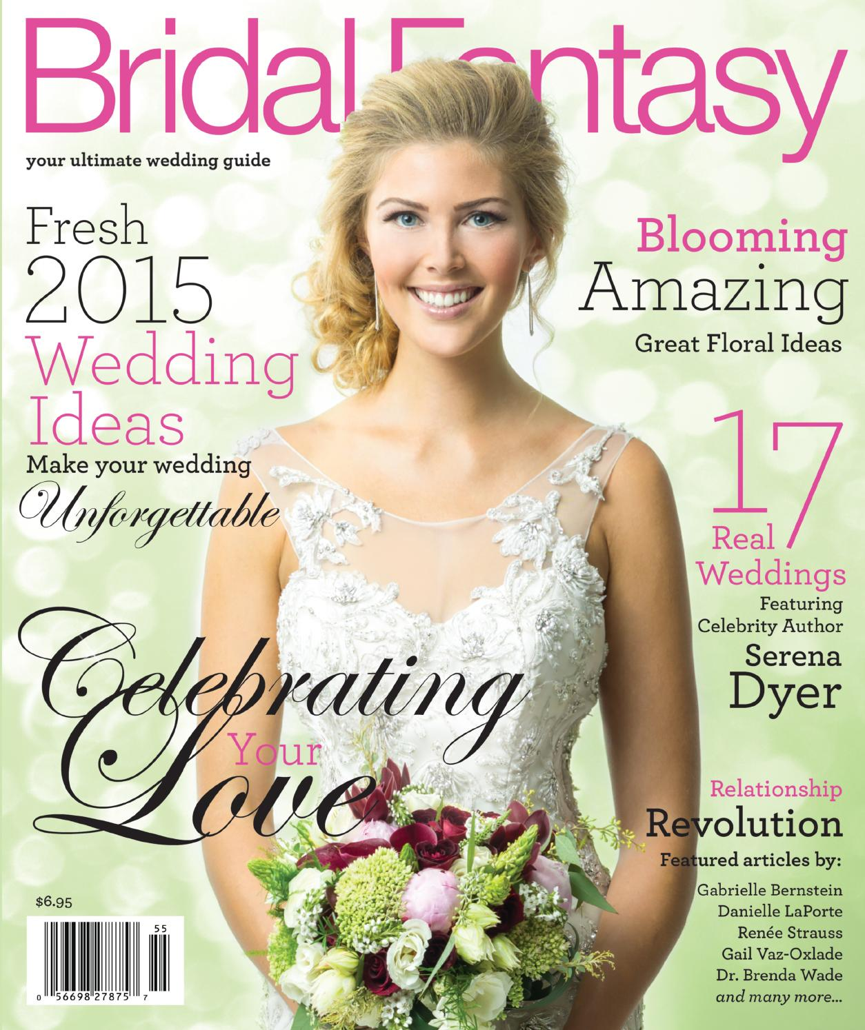Bridal Fantasy Magazine 2015 By Bridal Fantasy Group
