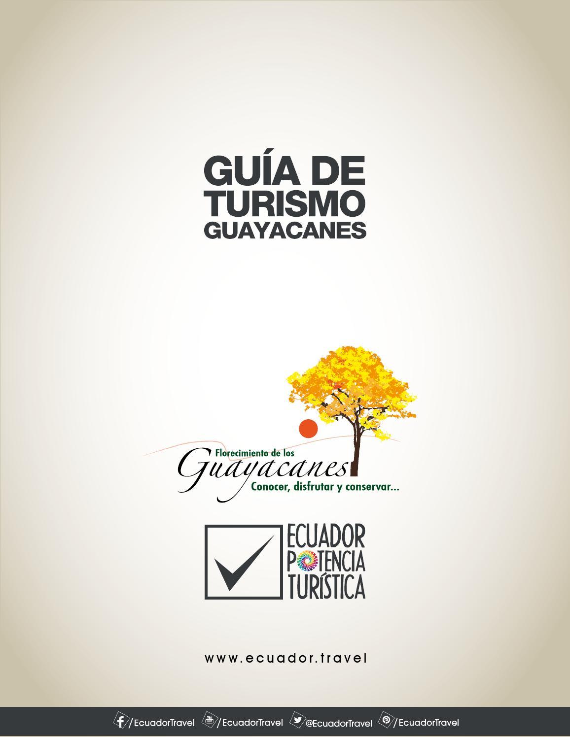 Guia guayacanes