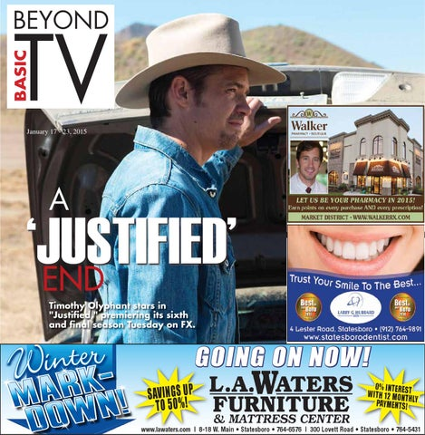 bb402428b3f6a TV Guide by Statesboro Herald - issuu