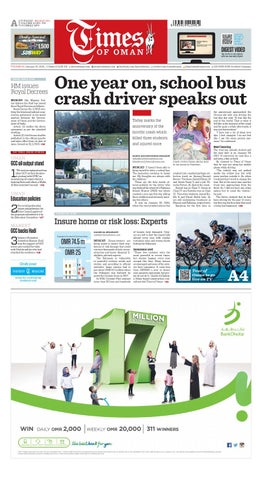 Times of Oman by Muscat Media Group - issuu