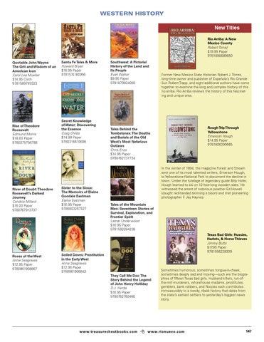 Treasure Chest Books 2015 Catalog By Treasure Chest Books Issuu