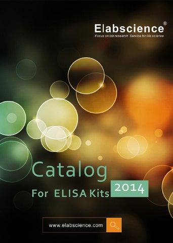 Catalogo Elabscience