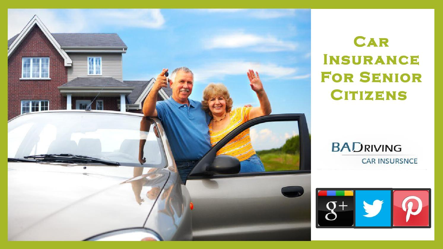 Multi Car Insurance Quotes >> Ways To Locate Senior Car Insurance Policy - Get Fast And ...