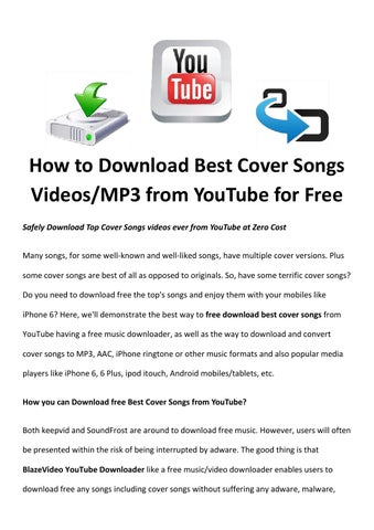 How to download video songs from youtube to iphone 6