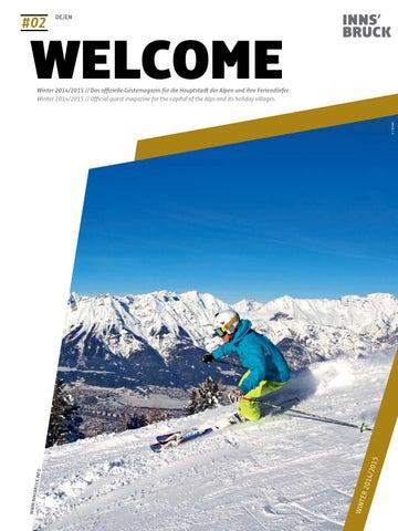 Welcome Winter 2014 By Eco.nova Verlags Gmbh   Issuu