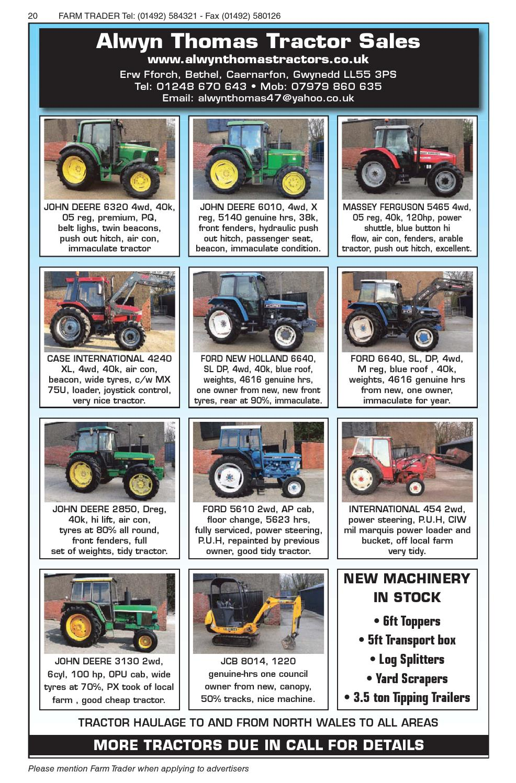 Farm & Industry Trader, February 2015 by Trinity Mirror, North West