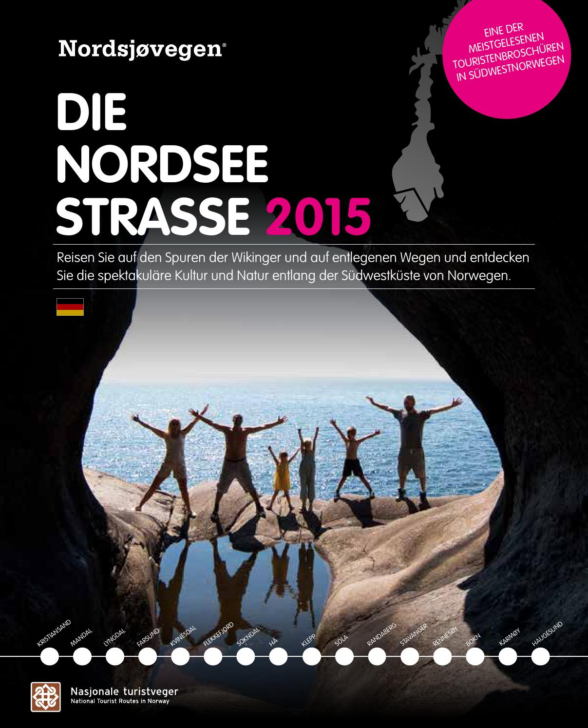 DIE NORDSEESTRASSE 2015 by Gnizt Strategisk Design AS - issuu