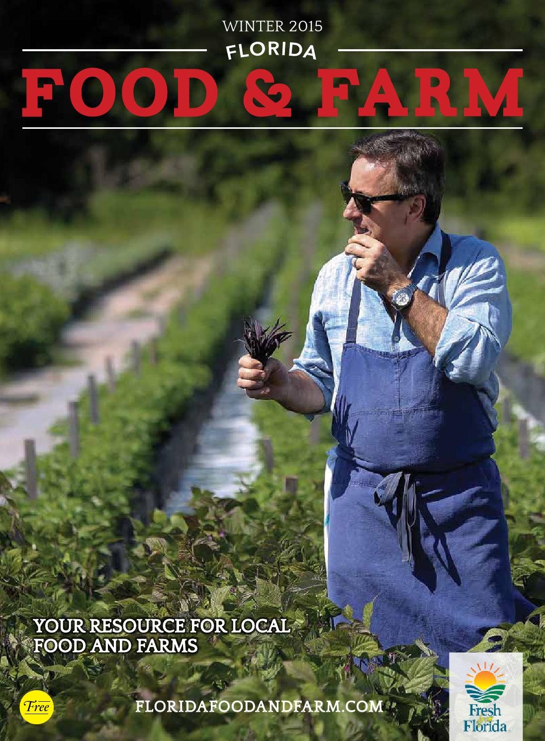 florida food u0026 farm winter 2015 by florida food u0026 farm issuu