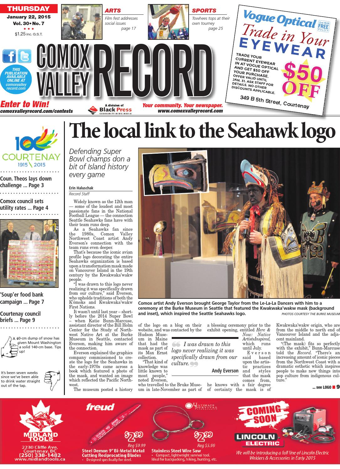 Comox Valley Record, January 22, 2015 by Black Press Media Group - issuu