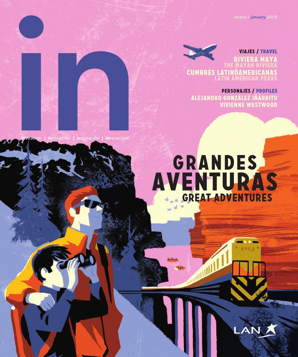 In Magazine Enero / January 2015 by Spafax - issuu