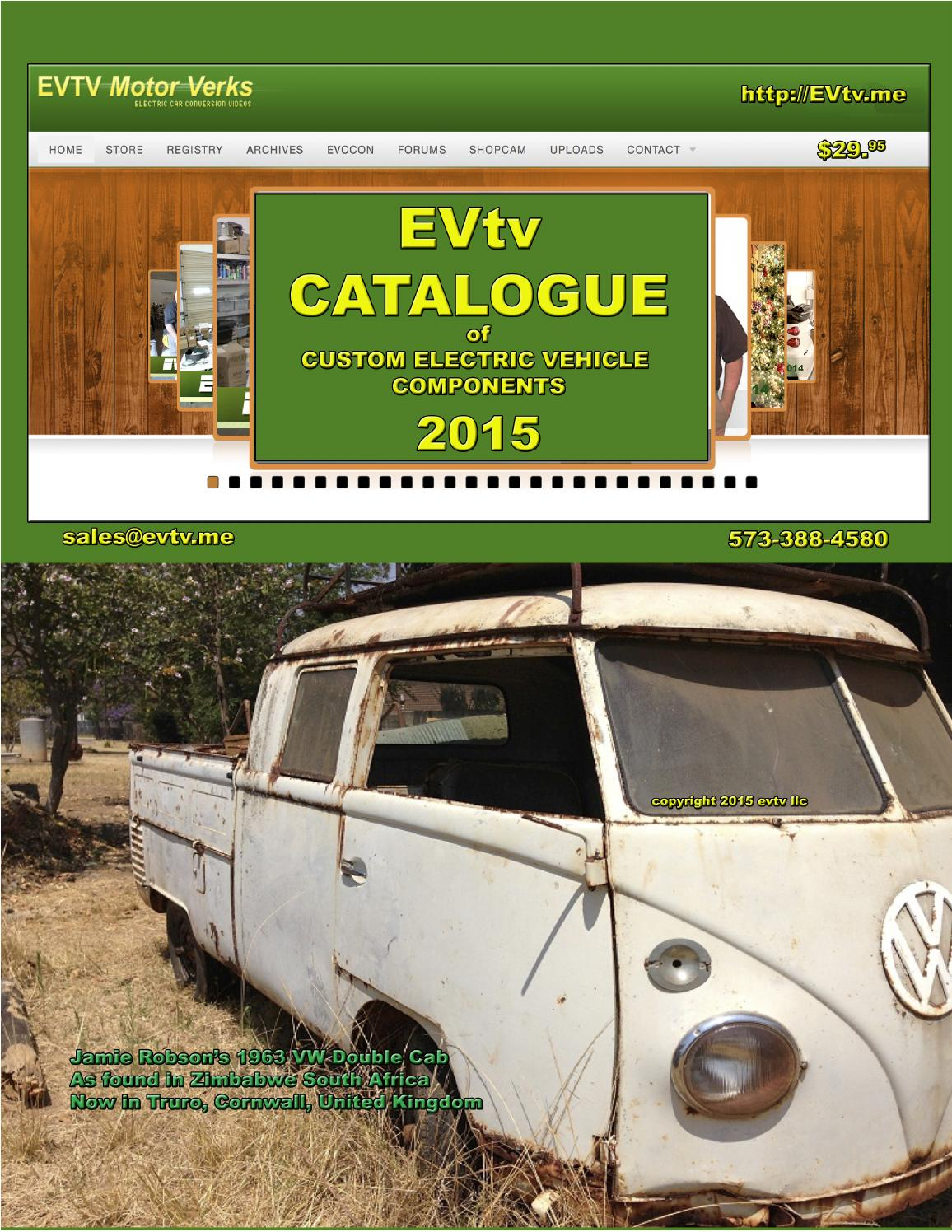 Evtvcatalog2015 By Jack Rickard Issuu And Protection Circuit Design Of 200 300a Igbt Dave Ross Blog