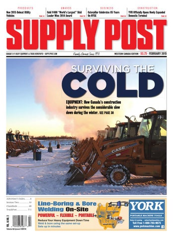 Supply Post West Feb 2015 by Supply Post Newspaper - issuu