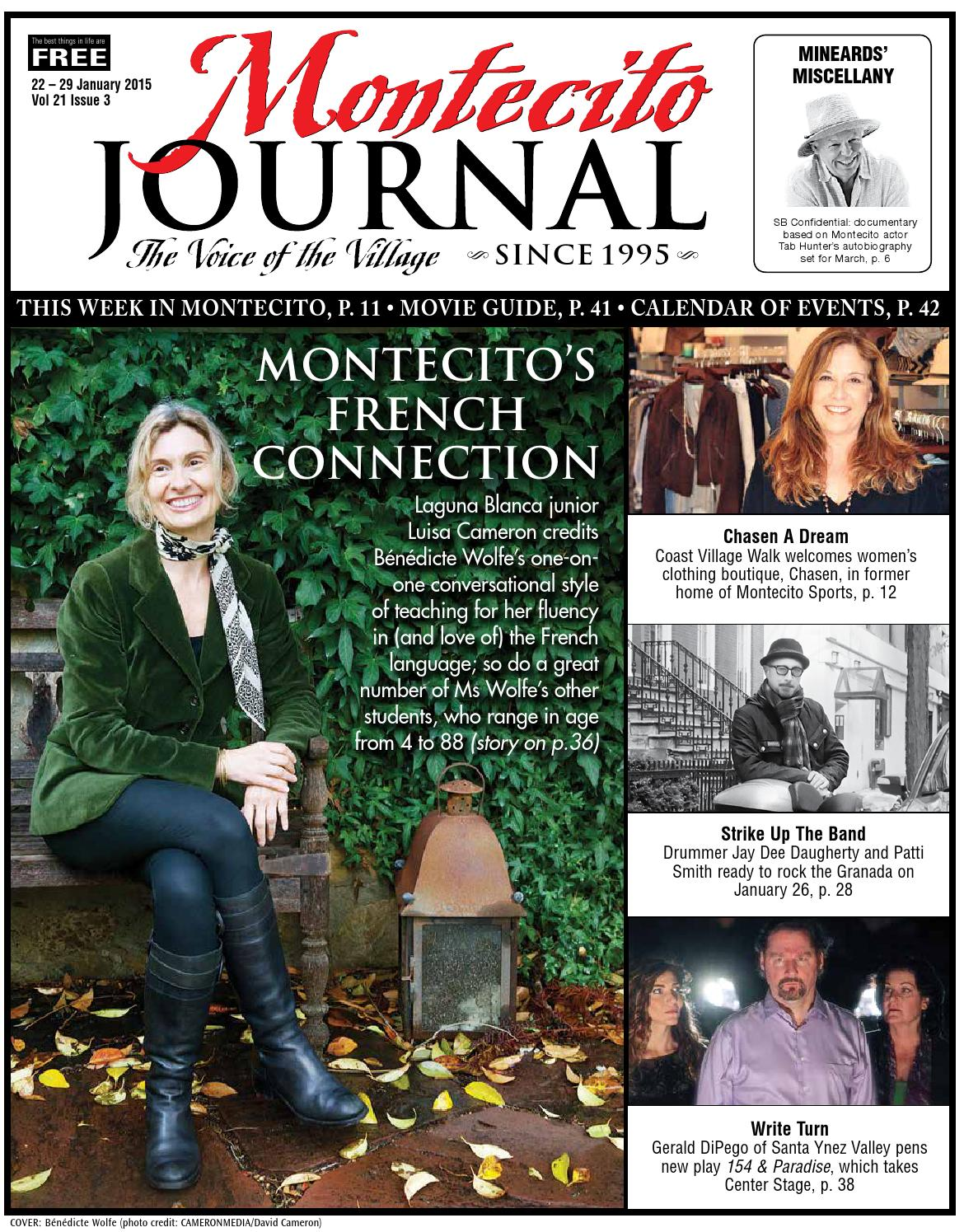 Montecito\'s French Connection by Montecito Journal - issuu
