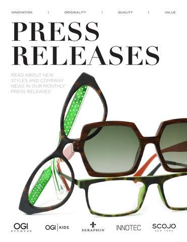 b5d25bc21e7 Ogi Brands Press Releases by Ogi Eyewear - issuu