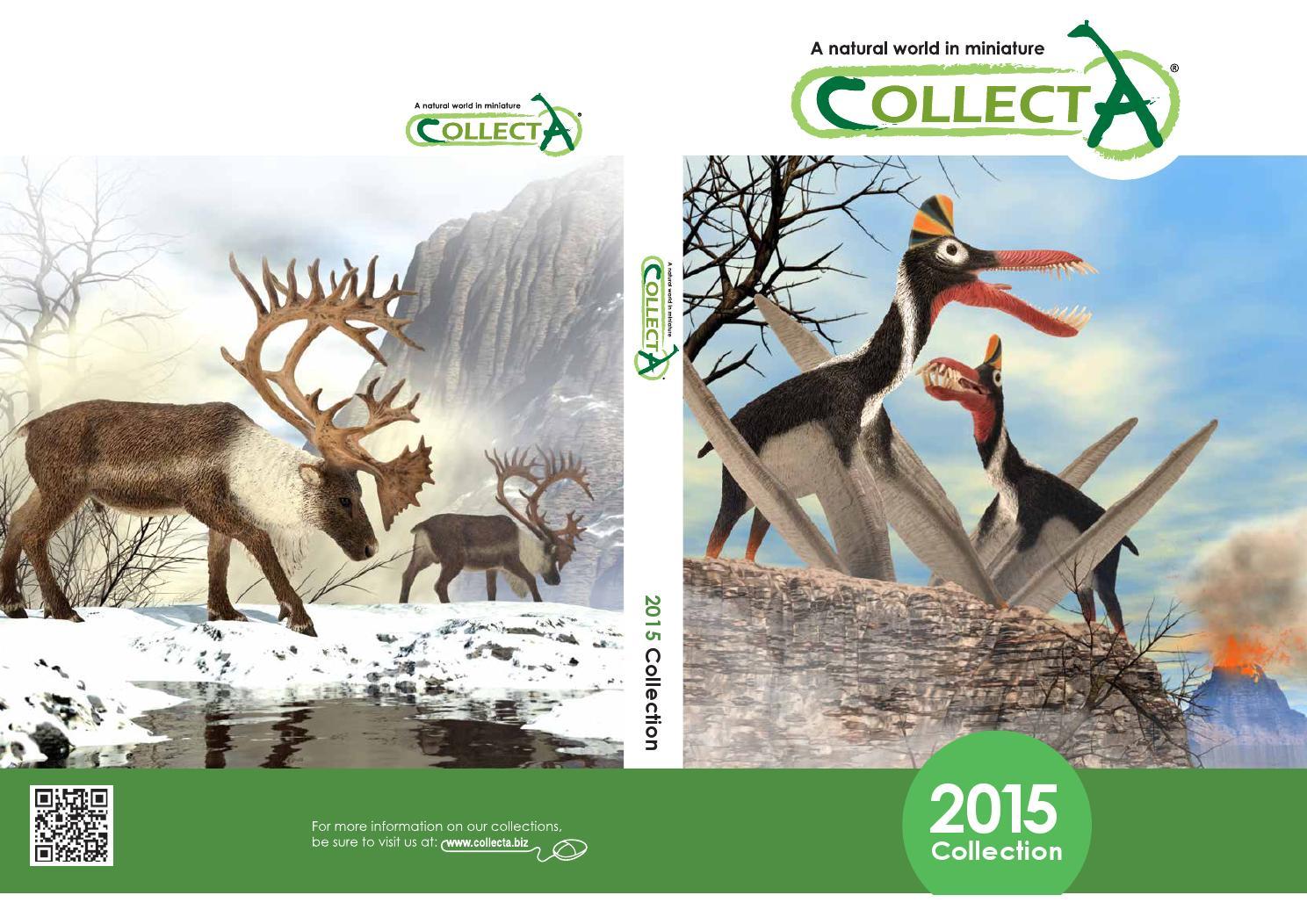 Rockhopper 5 cm Wild Animals Collecta 88588