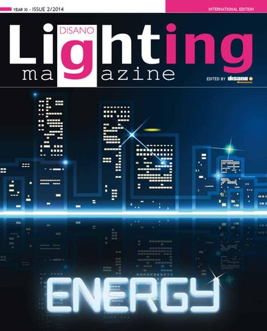 Disano Lighting Magazine 32 By Urmet Doo Issuu