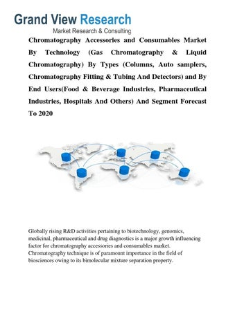 gas chromatography in pharmaceutical industry