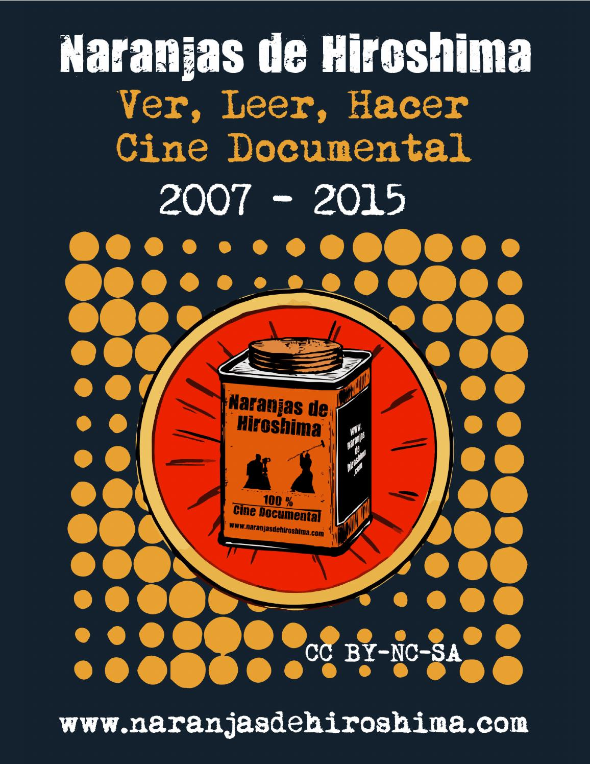 Libro Naranjas de Hiroshima 8 Aniversario2 015 by Naranjas de ...