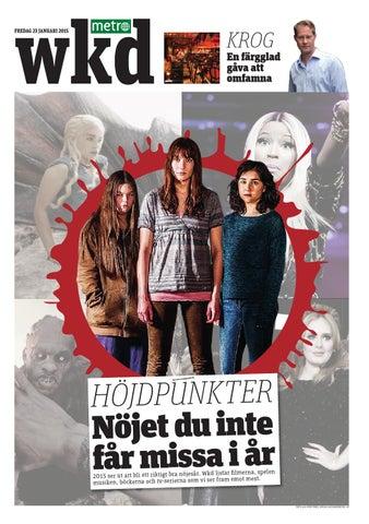 20150123 se weekendgoteborg by Metro Sweden - issuu 9df300e224407