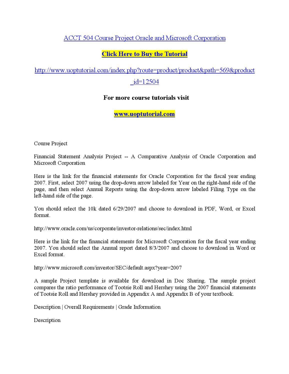 Project Financial Management Cloud