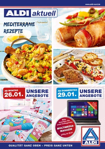 Aldi nord angebote 26 31januar2015 by for Gartenpool aldi nord 2015