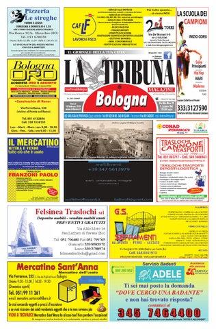 47 Tribuna Gennaio Febbraio 2015 by La Tribuna srls issuu