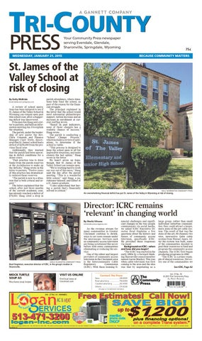 Tri county press 012115 by Enquirer Media - issuu