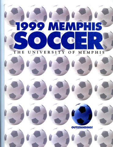 1999 Memphis Soccer Media Guide by University of Memphis Athletic ... 7d191c49451db