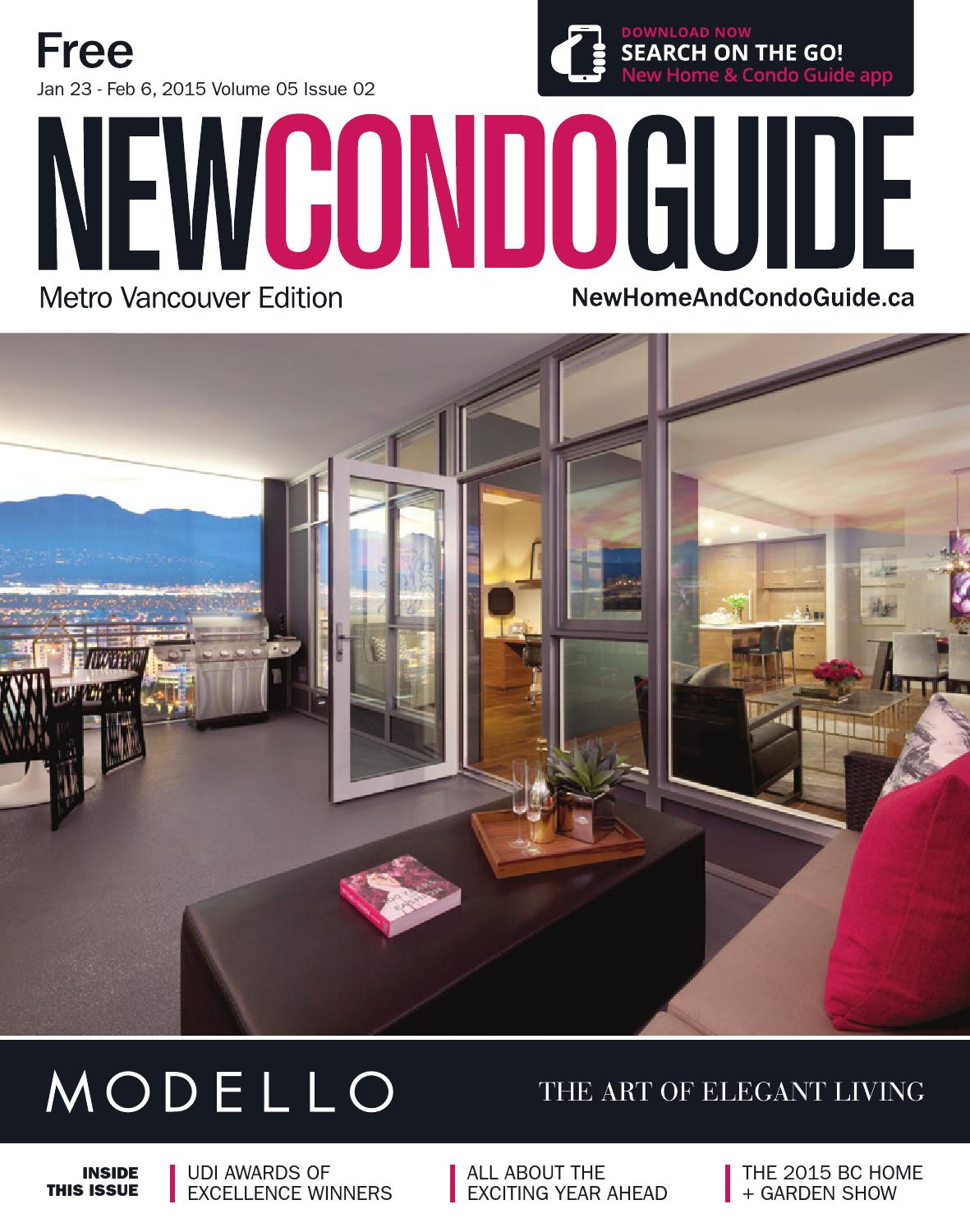BC New Condo Guide   Jan 23, 2015 By NextHome   Issuu