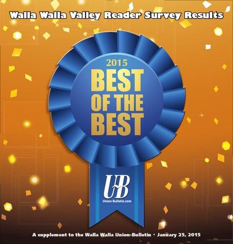 Best Of The Best 2015 By Walla Walla Union Bulletin Issuu
