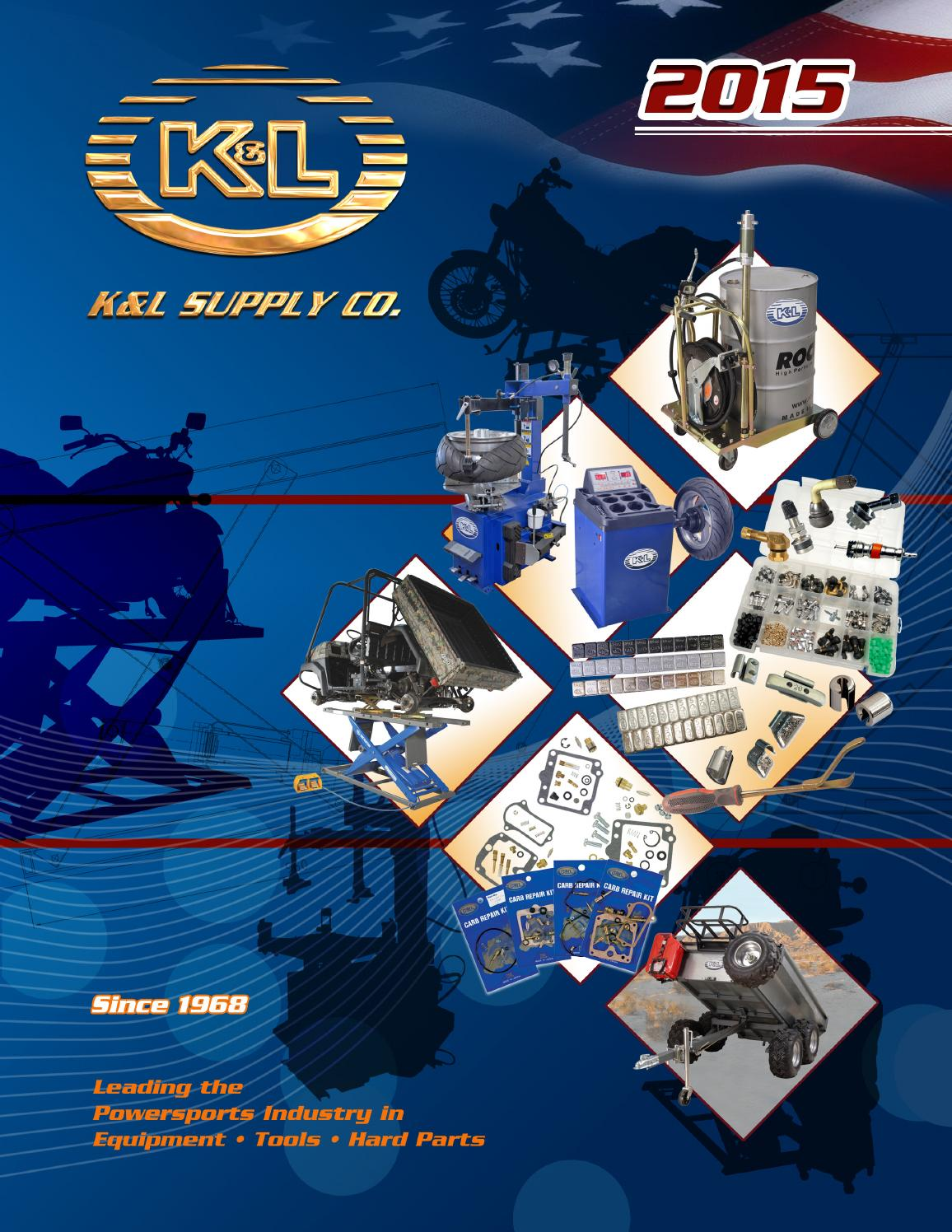 2015 Kl Catalog By Klsupply Issuu 1995 Diagram Wiring Kawasaki Zx750j