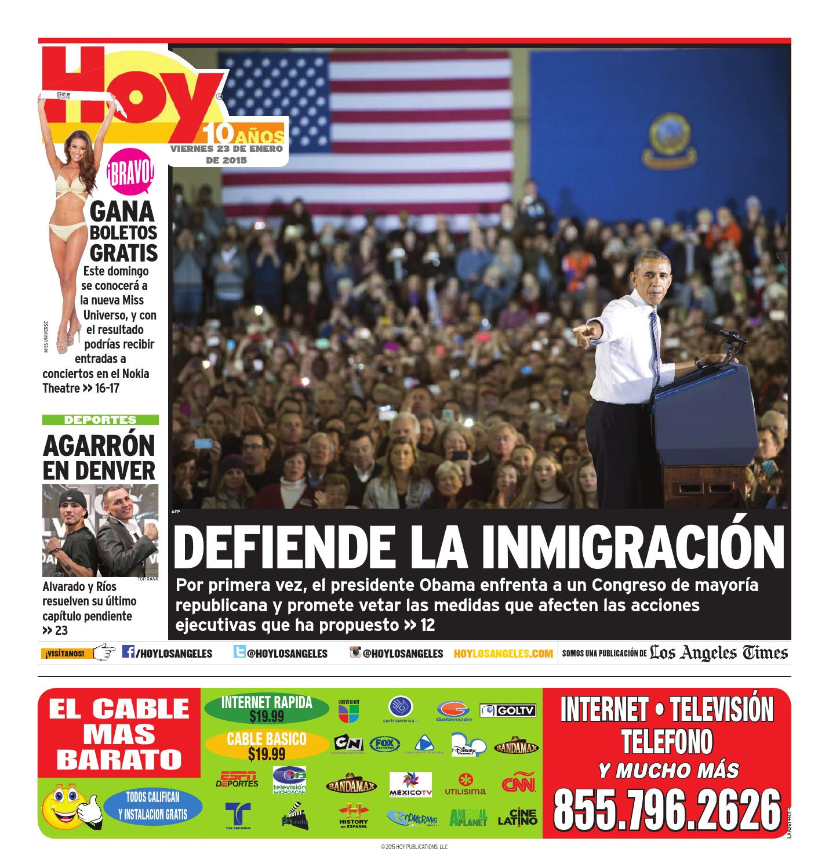 Hoy 012315 viernes web by Hoy Los Ángeles - issuu