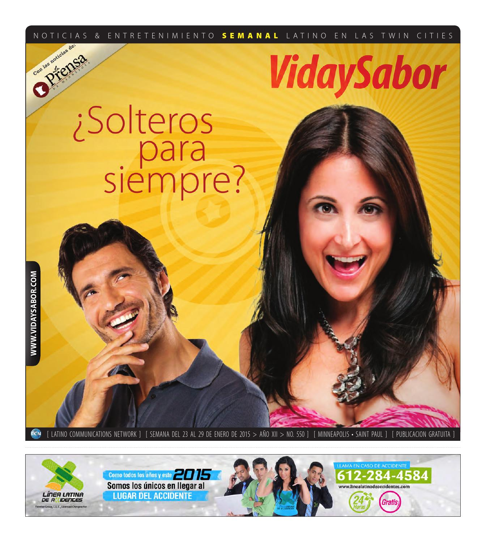 d213c581846e9 Vida y Sabor 550 by Latino Communications Network LLC - issuu