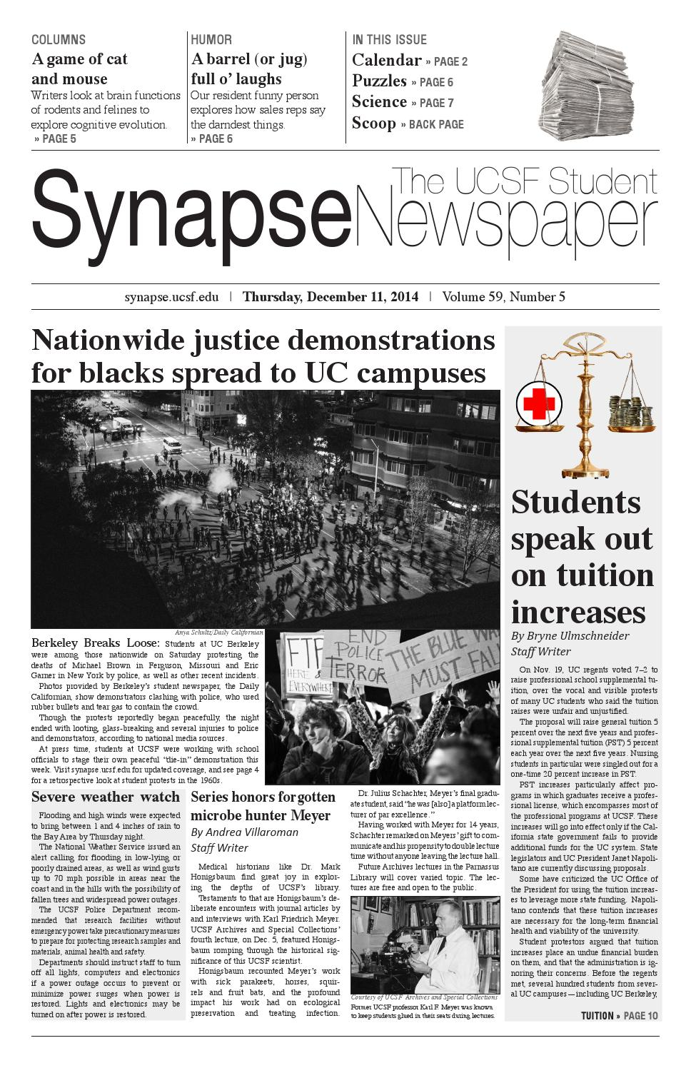 Synapse (12 11 2014) by Synapse - issuu