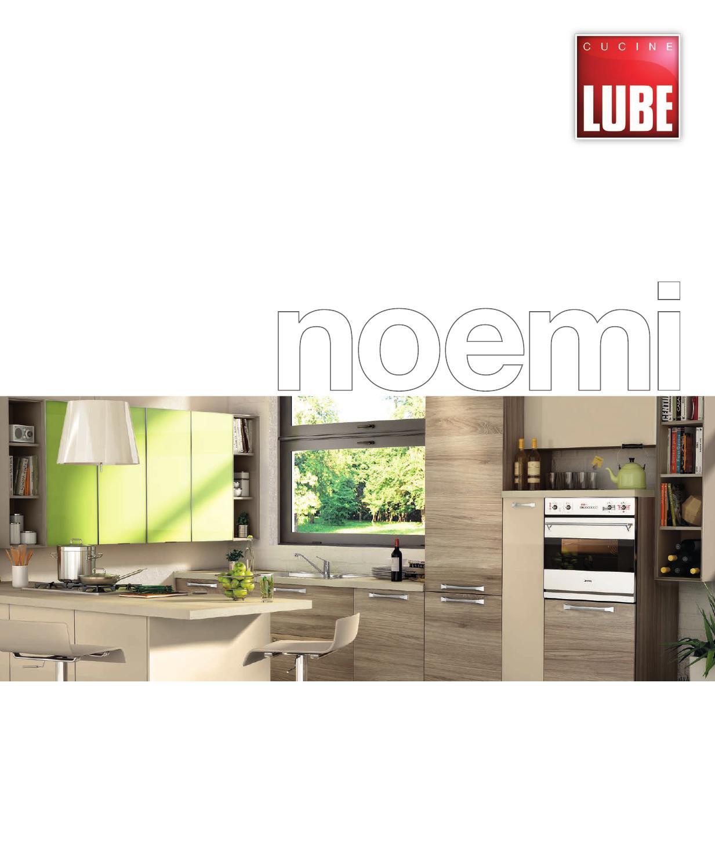 Noemi by Kuhinje Lube - issuu