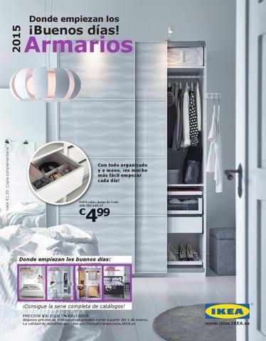 Catalogo Ikea Armarios 2015 Baleares By Losdescuentos Issuu - Catalogos-ikea-2015
