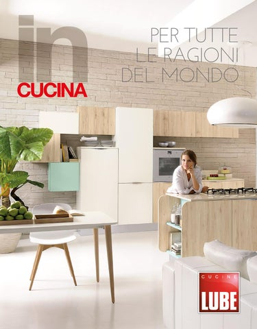 In cucina 2014 by Kuhinje Lube - issuu