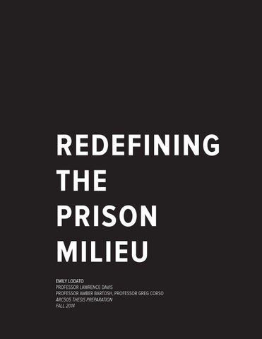 Reassessing resistance race gender and sexuality in prison